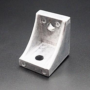 อลูมิเนียมโปรไฟล์ D Bracket 30 B