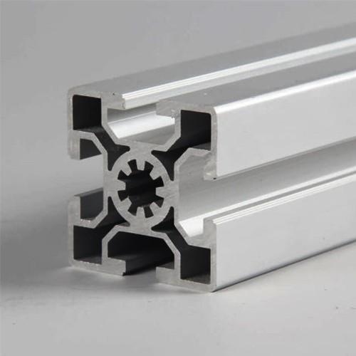 aluminium profile t 50x50. Black Bedroom Furniture Sets. Home Design Ideas